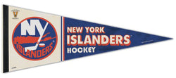 New York Islanders NHL Vintage Hockey Collection Premium Felt Collector's Pennant - Wincraft