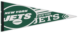 New York Jets NFL Logo-Style Premium Felt Collector's Pennant - Wincraft Inc. 2019