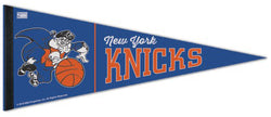 New York Knicks Retro 1946-64 Style NBA Premium Felt Pennant - Wincraft Inc.