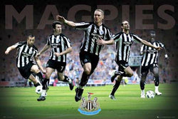 "Newcastle United ""Super Five"" (2011) - GB Eye (UK)"
