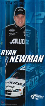 "Ryan Newman ""Big-Time"" - Racing Reflections 2004"
