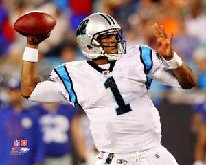 "Cam Newton ""Carolina Kid"" (2011) - Photofile 16x20"