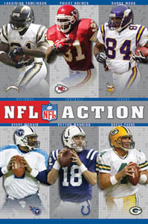 """NFL Action"" - Costacos 2004"