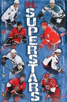 NHL Superstars 2008-09 - Costacos Sports