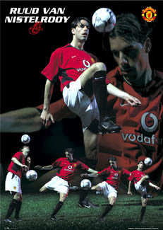 "Ruud Van Nistelrooy ""Black Magic"" - GB 2002"