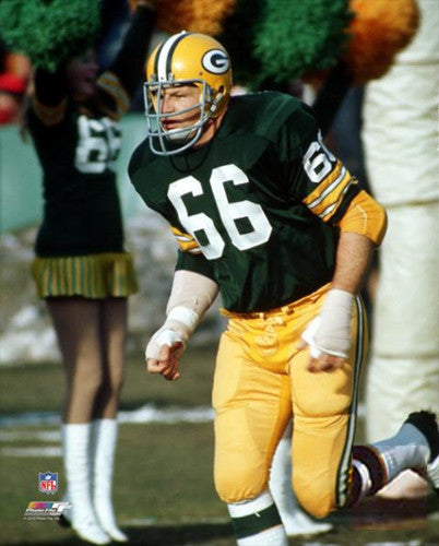 "Ray Nitschke ""Green Bay Classic"" (c.1967) Premium Poster Print - Photofile Inc."