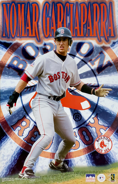 "Nomar Garciaparra ""Shine"" Boston Red Sox Poster - Starline Inc. 1997"