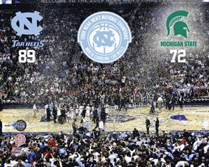 "North Carolina Tar Heels ""Celebration 2009"" National Championship Poster Print - Photofile 16x20"