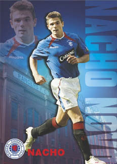 "Nacho Novo ""Superstar"" - GB 2005"