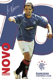 "Nacho Novo ""Signature Series"" - GB 2005"