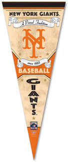 "Giants Baseball ""Since 1883"" Cooperstown Collection Pennant"