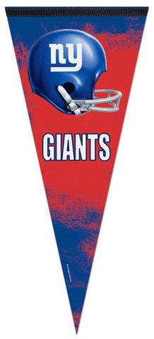 "New York Giants ""Big-Time Classic"" (1961-74 Style) XL Premium Felt Pennant - Wincraft"