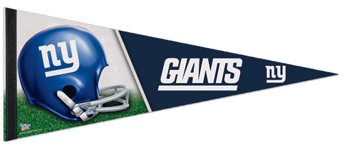 New York Giants Classic 1960s-Style Premium Felt Collector's Pennant - Wincraft