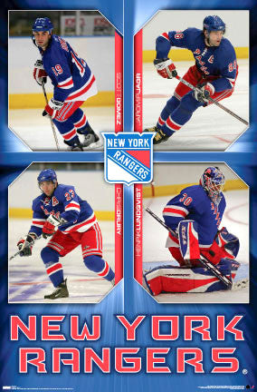 "New York Rangers ""Four Stars"" - Costacos 2007"