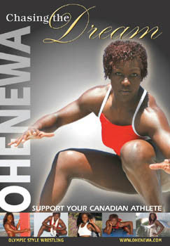 """Women's Wrestling Superstar"" (Ohenewa Akuffo) - 2008"