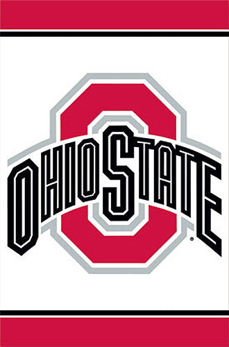 Ohio State Buckeyes Official NCAA Team Logo Poster - Costacos Sports