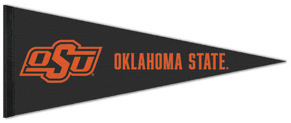 Oklahoma State Cowboys Official NCAA Team Logo Premium Felt Collector's Pennant - Wincraft Inc.
