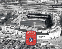 "Old Comiskey Park ""South Side Classic"" Chicago White Sox Premium Poster Print - Photofile"