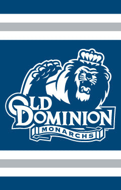 Old Dominion Monarchs Premium Applique Banner - Party Animal