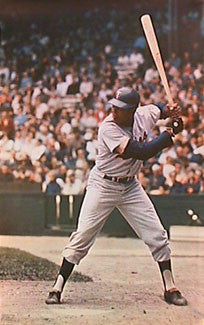 Tony Oliva Minnesota Twins c.1968 Vintage MLB Action Poster - Major League Posters
