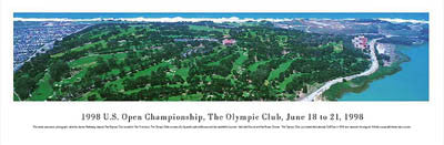 The Olympic Club Panorama - Blakeway Worldwide 1997