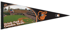 Baltimore Orioles Oriole Park at Camden Yards Premium Felt Pennant - Wincraft Inc.