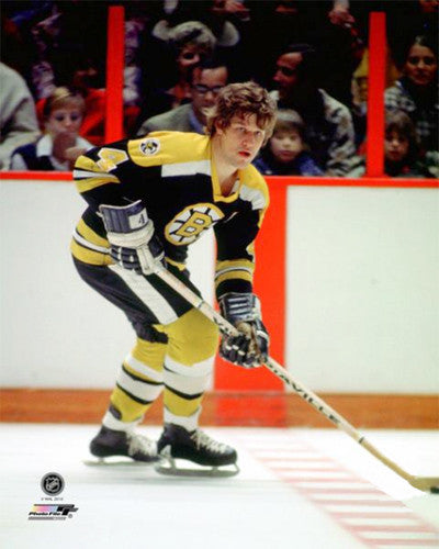 "Bobby Orr ""Prime Action"" (1973) Boston Bruins Premium Poster Print - Photofile Inc."
