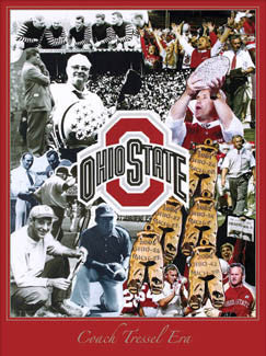 Golden Pants: The Coach Tressel Era - My Team Prints 2006