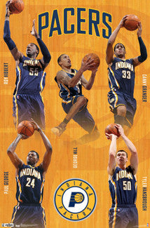"Indiana Pacers ""Super Five"" - Costacos 2012"