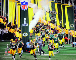"Green Bay Packers ""Super Bowl Gauntlet"" (2011) Premium Poster Print - Photofile 16x20"