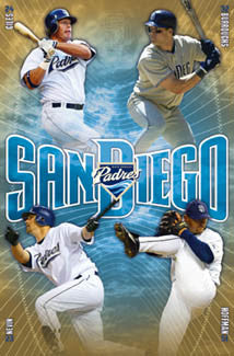 "San Diego Padres ""New Era"" - Costacos 2004"