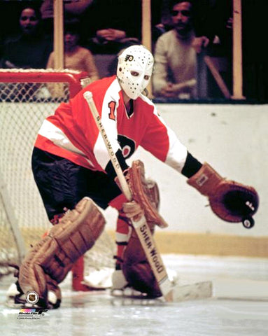 "Bernie Parent ""Flyer Classic"" (c.1974) Premium Poster Print - Photofile Inc."