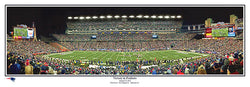 "New England Patriots ""Victory in Foxboro"" (1/22/2012) Panorama - Everlasting Images"