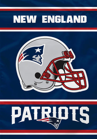 New England Patriots Premium Banner Flag - BSI Products
