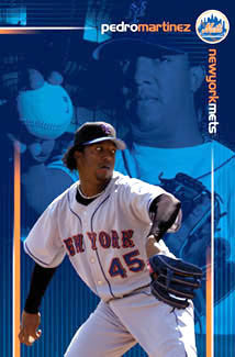 "Pedro Martinez ""Ace of New York"" - Costacos 2005"