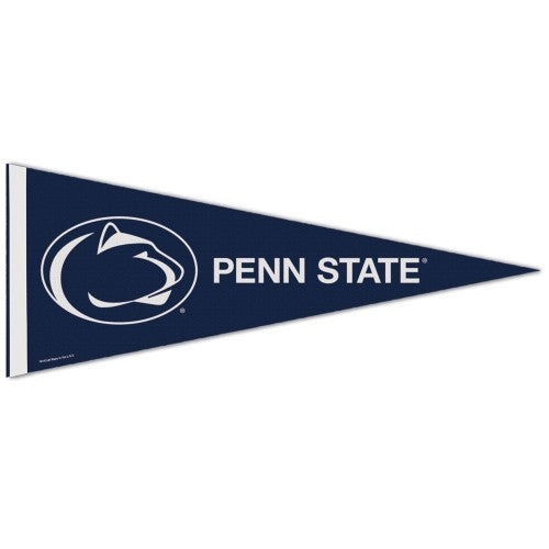 Penn State Nittany Lions NCAA Team Logo Premium Felt Collector's Pennant - Wincraft Inc.