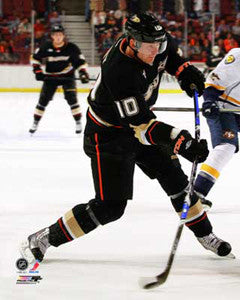 "Corey Perry ""Sniper"" Anaheim Ducks Premium NHL Poster Print - Photofile 16x20"