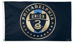 Philadelphia Union Official MLS Soccer Deluxe-Edition 3' x 5' Flag - Wincraft Inc.