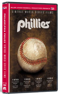 DVD: World Series Films 1950-80-83-93 (Phillies)