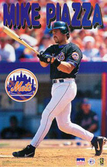 "Mike Piazza ""Power"" - Starline Inc. 1998"