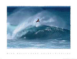 """Pipeline"" (Bodyboarding) - Mike Kelly 2003"