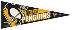 Pittsburgh Penguins Hockey Premium NHL Felt Pennant - Wincraft