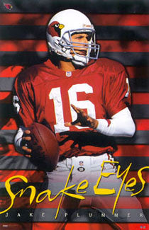 "Jake Plummer ""Snake Eyes"" - Costacos 1999"