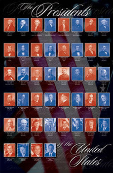 Presidents of the United States 1789-2009 - TIL