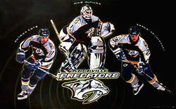 "Nashville Predators ""Three Stars"" - Costacos 1999"
