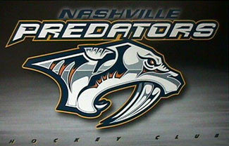 Nashville Predators Official Logo Poster - Costacos Sports