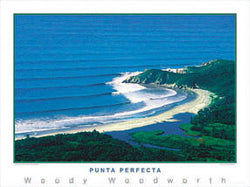 "Surfing ""Punta Perfecta"" Baja California Poster Print - Creation Captured"