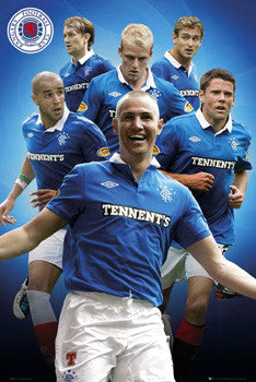 "Glasgow Rangers FC ""Super Six"" - GB Eye 2010/11"