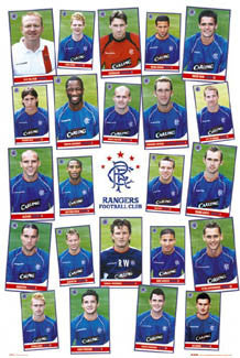 "Glasgow Rangers ""Super 24"" - GB 2005"