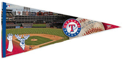 Texas Rangers Gameday Extra-Large Premium Felt Collector's Pennant